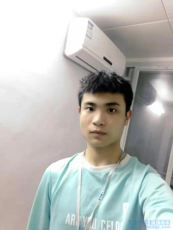 北大青鸟深圳嘉华就业学员分享