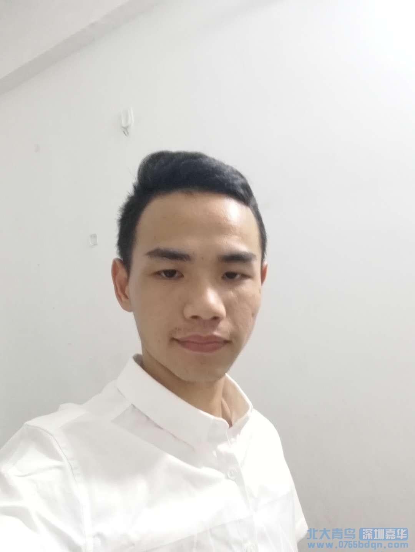 北大青鸟深圳嘉华就业学员感言